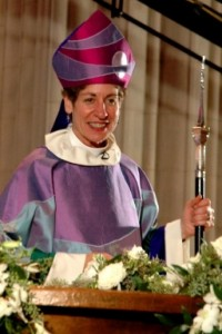What might have been: Katharine Jefferts Schori, Presiding Bishop of The Episcopal Church USA