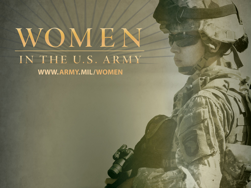 essay on women in the military