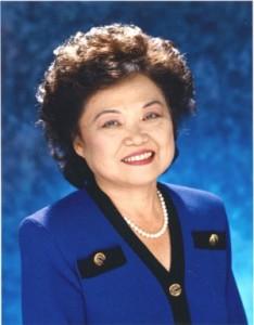 Congresswoman Patsy Mink